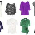 Semana da moda para trabalhar: Decotes!