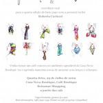 Quarta e última edição do bate-papo com Roberta Carlucci – Mostra Casa Nova Boutique '09