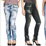 Jeans: Lavagens & Detalhes