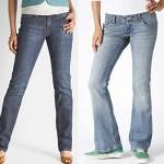 Jeans: Modelos