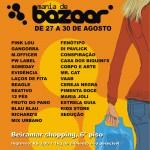 Mania de Bazaar & dicas para comprar pechinchas boas!