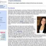 Roberta Carlucci no Catho Online