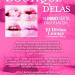 Agenda: Bazar Boutique D'Elas, hoje & sábado!