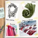 Glossário de moda: Lenço, foulard, echarpe & pashmina