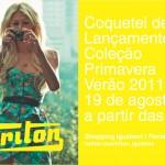 Agenda: Lançamento Triton Verão 2011