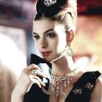 Inspiração do Dia – Anne Hathaway como Audrey Hepburn para a Vogue EUA!