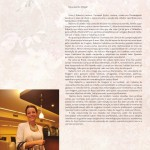 Roberta Carlucci na Revista Arenna