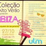 Agenda: Lançamento ULM alto verão!