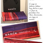 Obrigada, Namix!