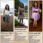 O que vestir no início da gravidez – inspirações com a Rô