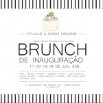 Programinha de sábado: brunch da PatJullie!
