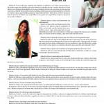 Entrevista com It Girl: Mariah Sá!