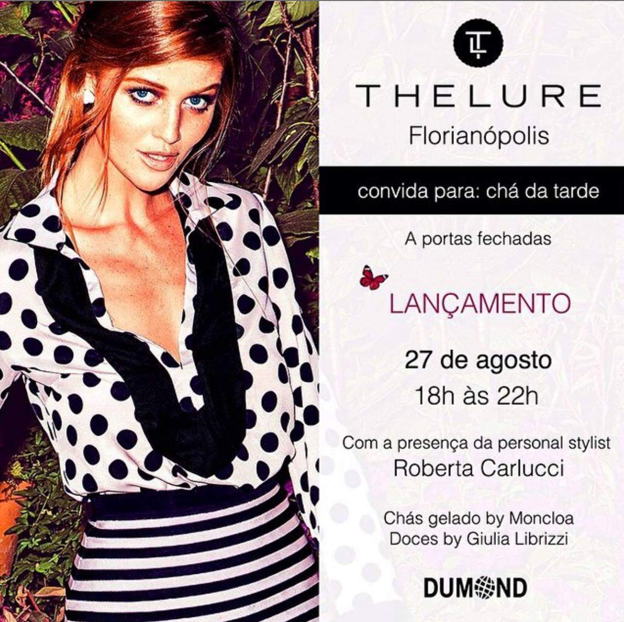 Convite Thelure