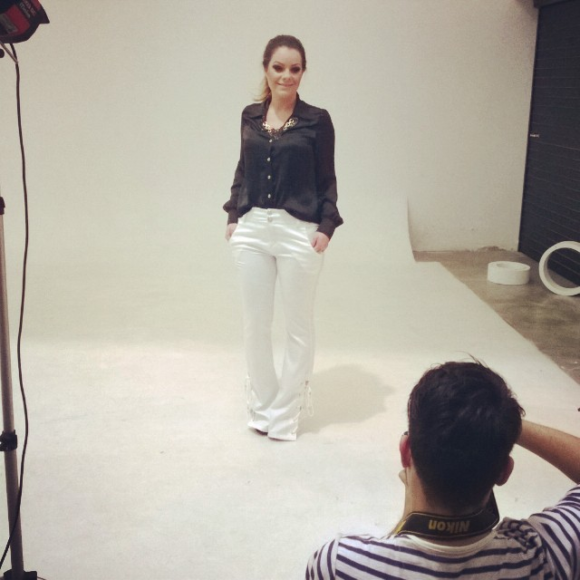 Sebrae Moda Catarina Making of 5