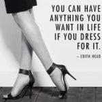 Vestir-se para o sucesso leva ao sucesso!