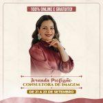Convite: Jornada Gratuita Profissão Consultora de Imagem